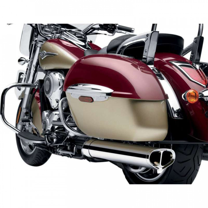 promotion silencieux cobra tri oval slip on chrom 4226 kawasaki vn1700 nomad vaquero voyager. Black Bedroom Furniture Sets. Home Design Ideas