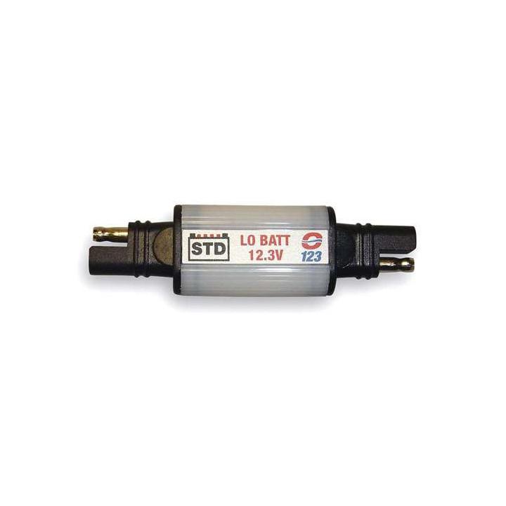 Témoin de décharge Tecmate SAE O-123 (batterie standard)